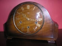 Mantle Clock Repair Antique Westminster Chimes Smiths Mantle Clock Spares Or Repair