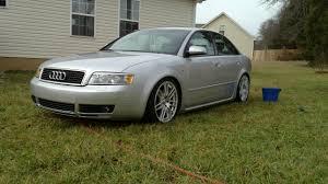 2003 Audi A4 Sedan Alen07181985 2003 Audi A4 Specs Photos Modification Info At