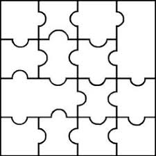 printable paper puzzles blank puzzles to print has other sizes too this one is 12 pieces