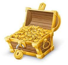 pirate treasure chest clip art clipartix 2 cliparting com