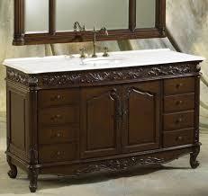 Cherry Bathroom Vanity by Bathroom The Best Material For The Bathroom Vanity Countertop