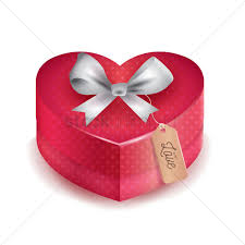 gift box with ribbon gift box with ribbon vector image 1935480 stockunlimited