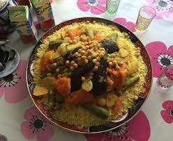 cuisiner le couscous couscous aux nombreux légumes recette de couscous aux nombreux