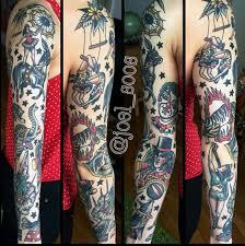 39 old tattoos on sleeve