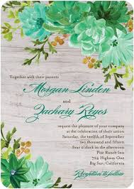summer wedding invitations 11 lush summer wedding invitation ideas