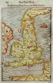 Map Of British Isles British Isles Britain Michael Jennings Antique Maps And Prints
