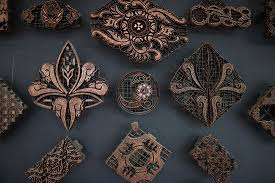 ornaments made out of batik sts picture of the sidji hotel