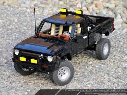 lego toyota tundra американец построил toyota hilux почти как у марти макфлая из lego
