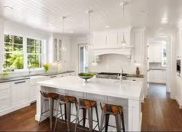 white kitchen with long island kitchens pinterest image result for long island kitchen ideas house kitchens
