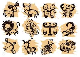 horoscope clipart tribal pencil and in color horoscope clipart