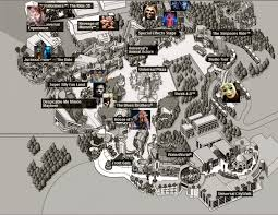 halloween horror nights hollywood map hhn 2013 map pictures to pin on pinterest pinsdaddy