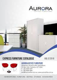 Aurora Office Furniture by Flipbook
