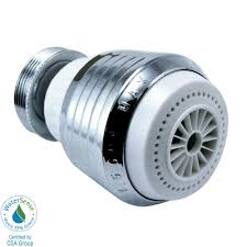 Kitchen Faucet Swivel Aerator by Niagara Conservation 1 5 Gpm Kitchen Swivel Dual Spray Dual Thread