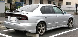 lowered subaru legacy legacy iii be bh 2 5 156 hp