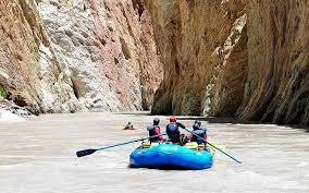 6 best places for river rafting in india indiatoday