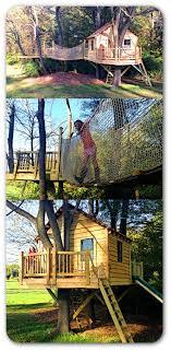 65 best tree houses ziplines images on treehouses