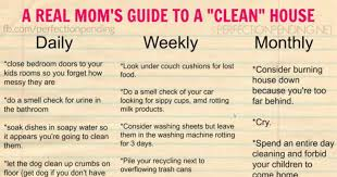 How To Have A Clean Bedroom This Mom U0027s Hilarious Guide To Cleaning The House Is One We Can