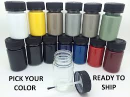 pick your color touch up paint kit w brush for chevy gmc pontiac