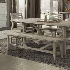 rustic kitchen u0026 dining benches you u0027ll love wayfair