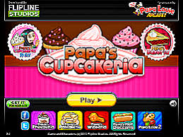 jeux de cuisine papa cupcakeria papa s cupcakeria un des jeux de papa louie sur jeux jeu fr