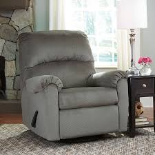 swivel recliner signature design by ashley bronwyn swivel recliner jcpenney