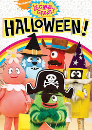 amazon com yo gabba gabba halloween yo gabba gabba movies u0026 tv