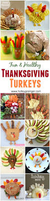21 healthy and thanksgiving turkey ideas for