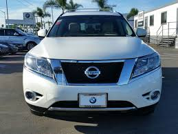 used nissan pathfinder 2015 used nissan pathfinder 4wd 4dr platinum at bmw of san diego
