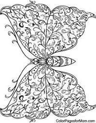 butterfly coloring pages butterfly coloring page 38 butterflies to color pinterest