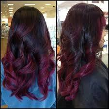 dye bottom hair tips still in style best 25 black cherry hair dye ideas on pinterest black cherry