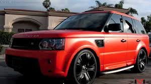matte pink range rover project satin o range rover supercharged by dbx www dbxwraps com