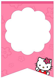 200 best hello kitty birthday printables images on pinterest with