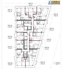 Skyline Brickell Floor Plans Buy A Luxury Condo At Sls Brickell Condo In Brickell 0 Units For Sale