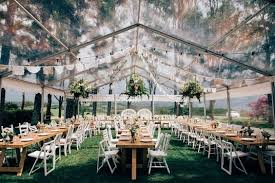 outdoor tent wedding 22 outdoor wedding tent decoration ideas every will