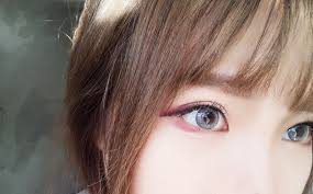 13 04 colored contact lenses halloween makeup fringe series