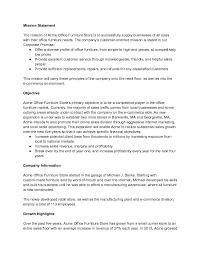 sample executive summary wikihow