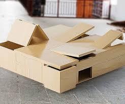 Coffee Table Box Box Coffee Table