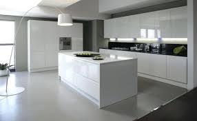 cuisine blanc modele cuisine blanc laque modele cuisine blanche modele cuisine