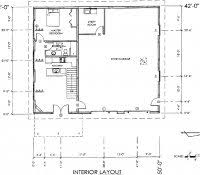 pole barn plans with loft design ideas prices archives hansen