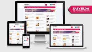 55 best free responsive blogger templates 2017 design webz light