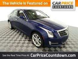 2013 cadillac ats reliability 2013 cadillac ats most reliable used cars at car price countdown