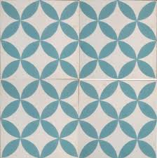 petals blue encaustic tile kids bathroom lincoln remodel