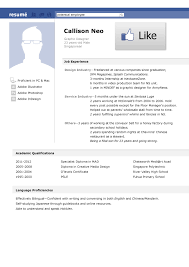 Sample Resume Of Graphic Designer by 25 Examples Of Creative Graphic Design Resumes Inspirationfeed