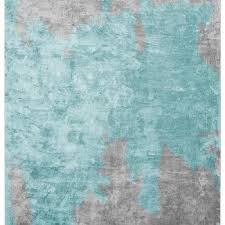 Teal And Gold Rug Abstract Gray And Gold Rug