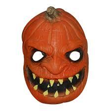 pumpkin mask scary pumpkin mask accessories costume house