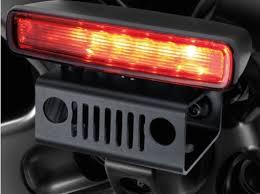 jeep wrangler third brake light mopar 82215349 wrangler jl center high mounted third brake light