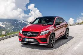 mercedes jeep 2016 red 2016 mercedes benz gle450 amg 4matic coupe review