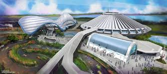 disney thanksgiving soccer tron rollercoaster attraction coming to tomorrowland at walt