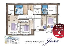 Floor Plan 4 Bedroom Bungalow 3 Bedroom Bungalow Floor Plans Edmonton Memsaheb Net