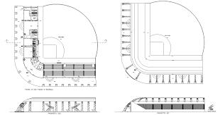 baseball field plans u2013 cad design free cad blocks drawings details